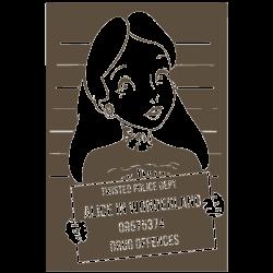Vinilo Alicia en el pais de las maravillas. Cárcel