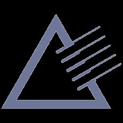 Vinilo Furgo Camper. Geometría triángulos