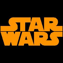 Vinilo logotipo Star Wars