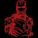 Vinilo Ironman comic