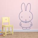 Vinilo infantil miffy paredes