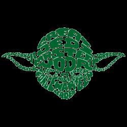 Vinilo Star Wars. Yoda cara